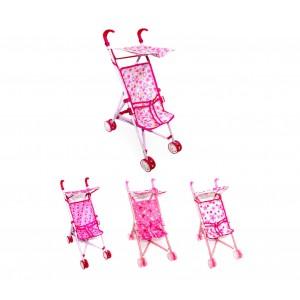 Passeggino giocattolo 826A CIGIOKI richiudibile con parasole