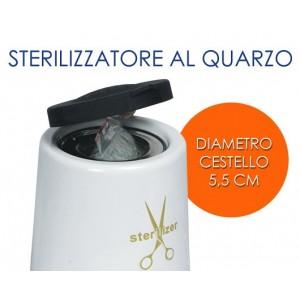 Image of Sterilizzatore a quarzo con microsfere 250 gradi 100 watt 8435524508275