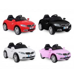 Image of Auto elettrica LT861 per bambini Crazy  con porte automatiche tre velocità 7106895931009