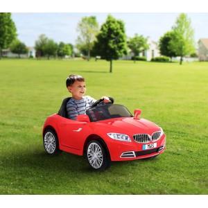 Auto elettrica LT861 per bambini Crazy  con porte automatiche tre velocità