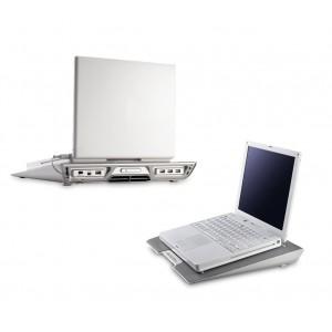 """Supporto notebook da 12 a 17"""" COOLER MASTER NotePal con 4 porte USB"""