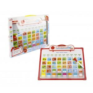 Tablet lavagna interattiva 120455 GIOCA E IMPARA numeri lettere e parole