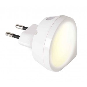 Luce notturna led ELETTRO GT 635510 con rilevatore crepuscolare 0,3 Watt