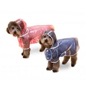 Impermeabile per cani di taglia media 4494 perfetto per le passeggiate invernali