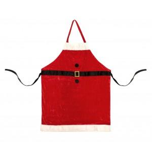 Grembiule natalizio 142246 BABBO NATALE perfetta idea regalo taglia unica