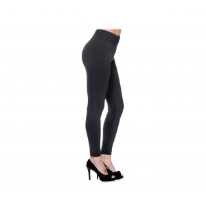 Leggings panta collant cotone modellante fuseaux leggins