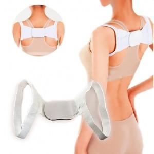 Fascia posturale schiena per correggere la postura supporto regolabile relax