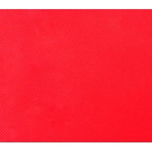 Pack da 2 coprisedia ROSSO NATALIZIO 518430 in tnt ideali per il periodo festivo