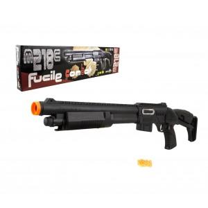 Fucile giocattolo COMBAT CIGIOKI M218C con proiettili calibro 6mm
