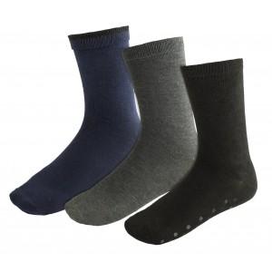 Pack da 12 paia calzini da uomo antiscivolo N-829 mod. SOCKS taglia unica 40/46