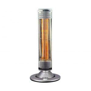 Stufa al carbonio 75 cm orizzontale DICTROLUX 586118 risparmio energia 900W