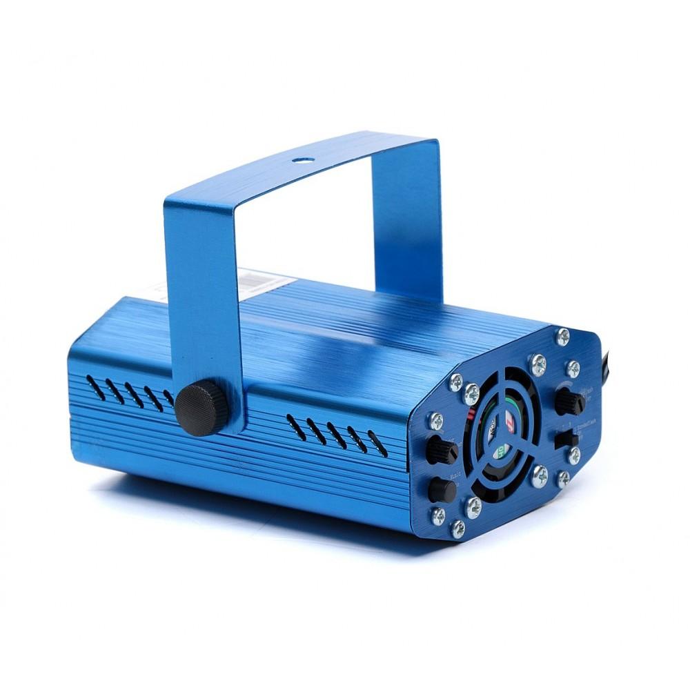 Proiettore Luci Laser Natalizie.Proiettore Laser 560899 Natalizio 6 Effetti Di Luci Con Treppiede