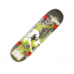 Image of Skateboard sportivo 514091 STREET JUMPER truck alluminio 78 x 20 cm ruote 50mm 8435524502877
