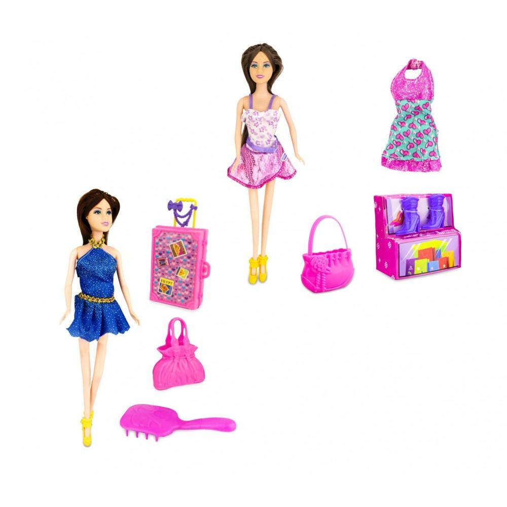 Fashion doll creativa PATTY BAMBOLA CREA LA MODA 305737 con accessori