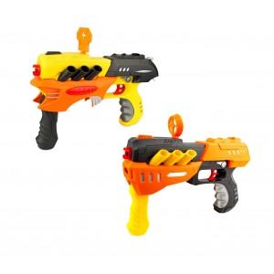 Fucile giocattolo AIR SPORT GUN 281567 con dardi morbidi e bersaglio inclusi