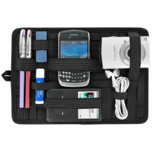 Image of Organizzatore con molle per borsa porta oggetti salva spazio organizer custodia da viaggio elastici 8012340912808