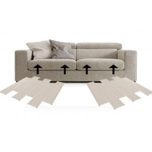 Set 6 pannelli ripara divani e poltrone affossati ripara sedute per massimo comfort
