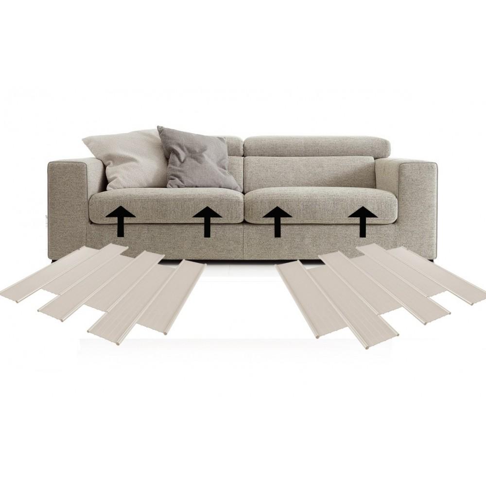 Set 6 pannelli ripara divani e poltrone affossati ripara sedute massimo comfort