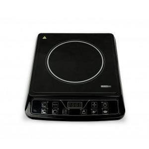 Piastra ad induzione 911010 DICTROLUX 200W con 6 programmi di cottura 25x25cm