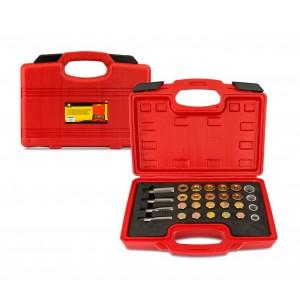 Kit valigetta 64 pz FUBUCA 4501 riparazione coppa olio tappo scarico danneggiato