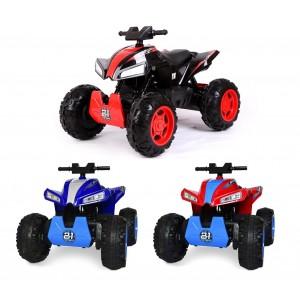 Quad elettrico 4x4 ATV LT879 per bambini cavalcabile 4 ammortizzatori
