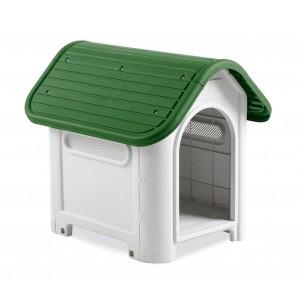 Image of Cuccia casetta per cani PROLABZOO 4566 con prese d'aria 59.2 x 66 x 63 cm 8435524508756