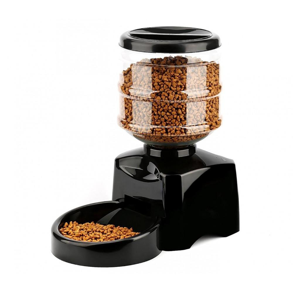 Distributore automatico PROLABZOO 4652 RICHIAMO VOCALE cibo cani e gatti 5.5 lt