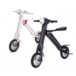 Scooter elettrico 4387 LEHE K1 leggero e pieghevole velocità massima 25-32 km/h