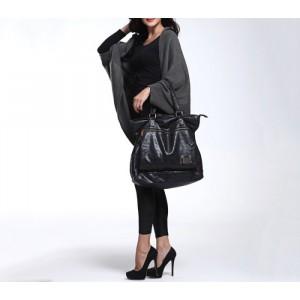 Image of Cardigan donna svasato oversize modello Sevia casual ed elegante con maniche a pipistrello 8027586756802