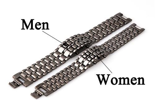 Orologio-bracciale-digitale-led-Iron-Samurai-metallo-uomo-donna-bracelet-watch