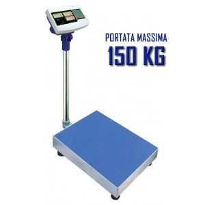Bilancia bilico digitale elettronica professionale 150 kg