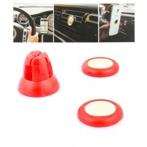 Image of Supporto clip magnetica per smartphone e dispositivi elettronici da auto 8435524508183