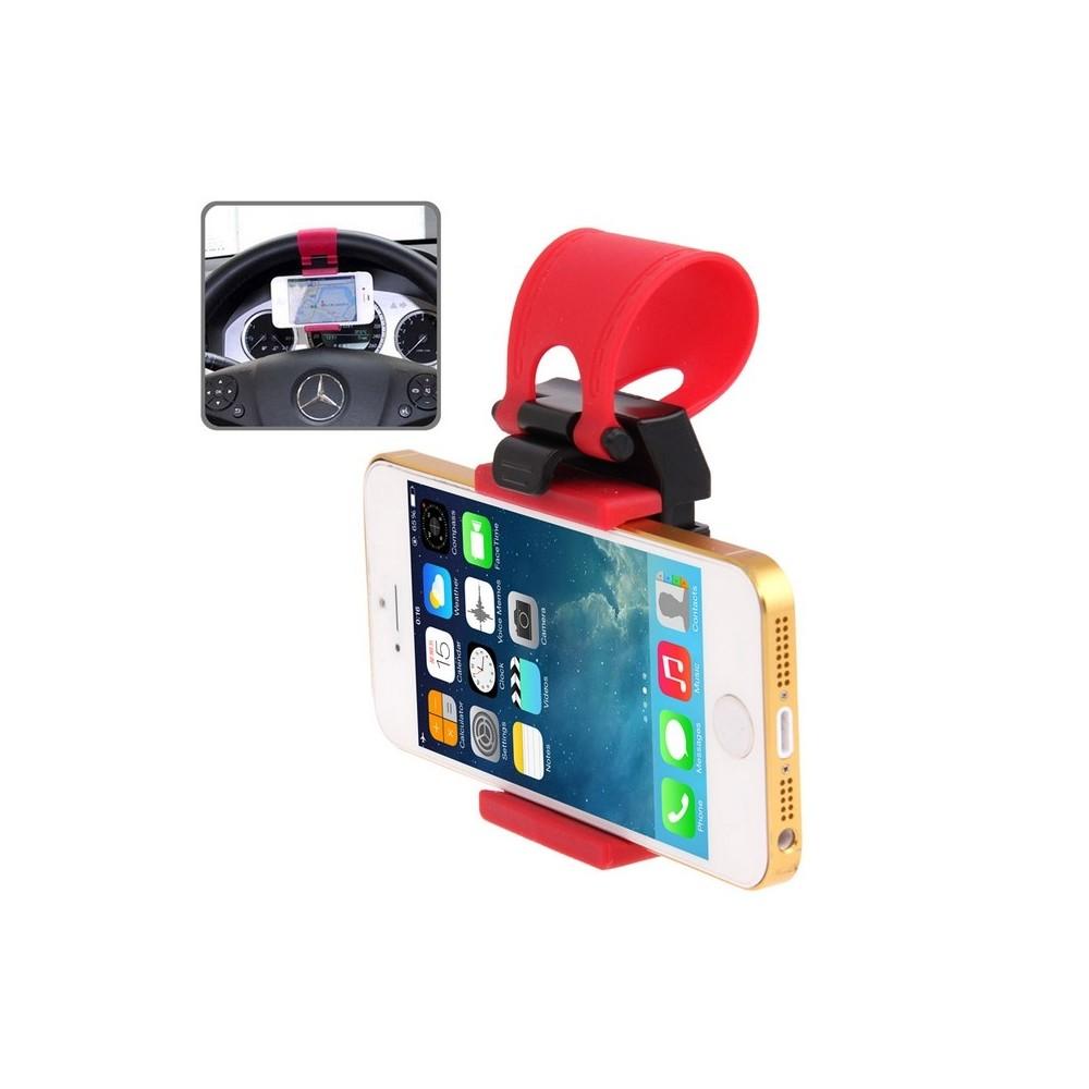 Supporto volante fissaggio elastico smartphone e dispositivi elettronici