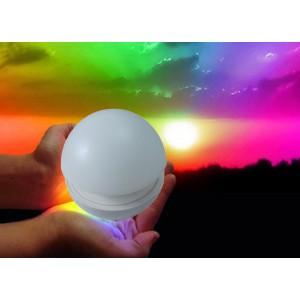 Image of Lampada a fungo cromoterapia da tavolo lumino ad accensione a pressione rgb multicolor 8045365905685