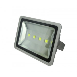 Faro led 400 watt LUCE FREDDA faretto alta luminosità e bassi consumi