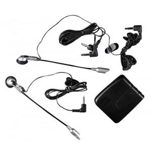 Image of Interfono moto per 2 caschi attacco audio mp3 radio 8035487477771