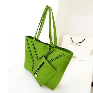 Image of Borsa a mano shopping bag modello Yvonne da spalla donna 8016794132119