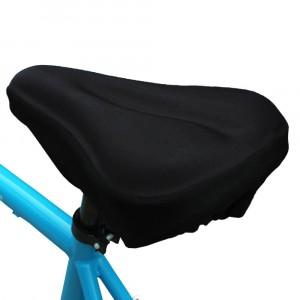Copri sella in gel universale per biciclette misura media ergonomico imbottitura morbida