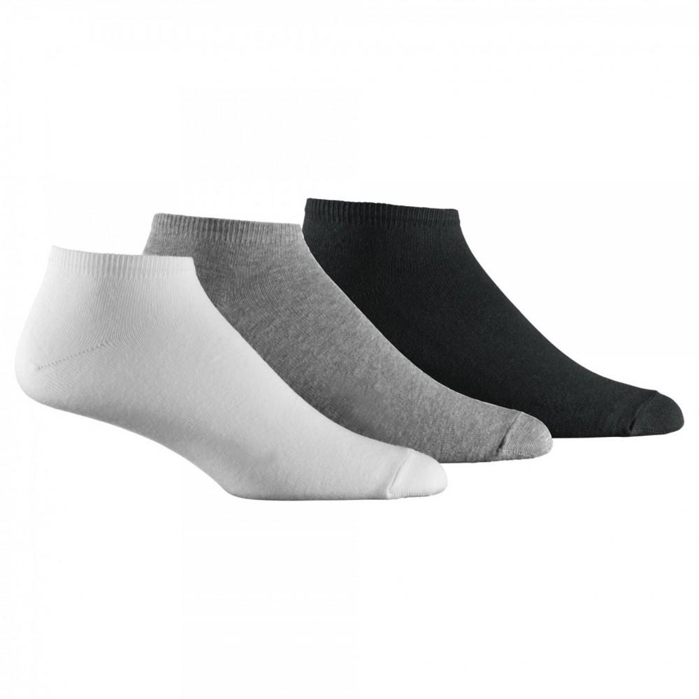 Pack di Fantasmini 12 paia calzini in cotone uomo in 3 colori tg unica