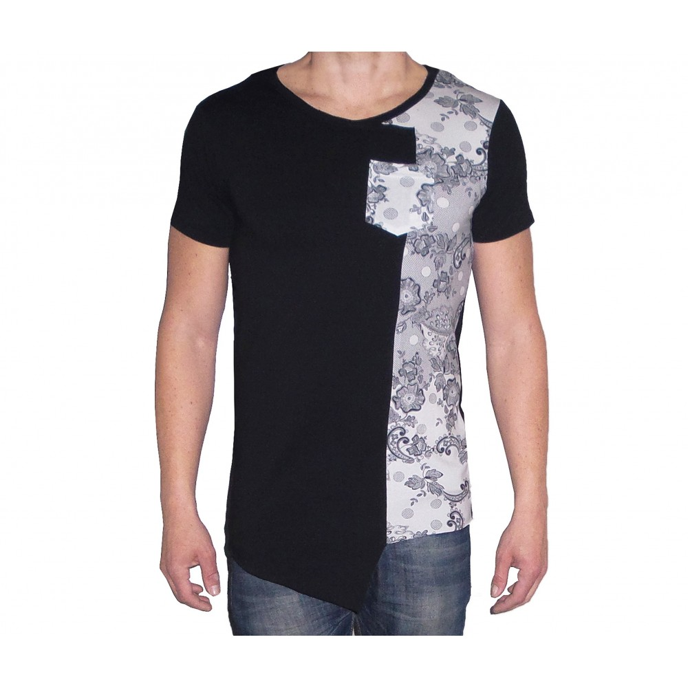 size 40 a6ab1 75063 Maglia MWS Ahead mod.INSANE uomo mezza manica t-shirt ...