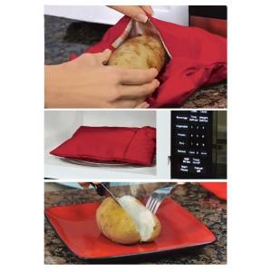 Cuoci patate per microonde pronte in 4 minuti cucina express