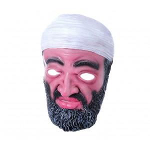 Maschera travestimento carnevale 441020 TERRORISTA misura unica