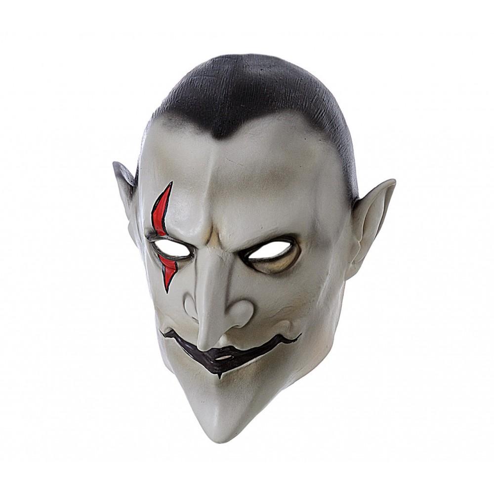 Maschera travestimento carnevale 441616 VAMPIRO misura unica