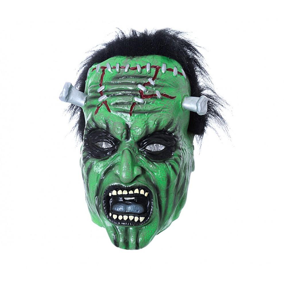 Maschera travestimento carnevale 441619 FRANKESTEIN misura unica