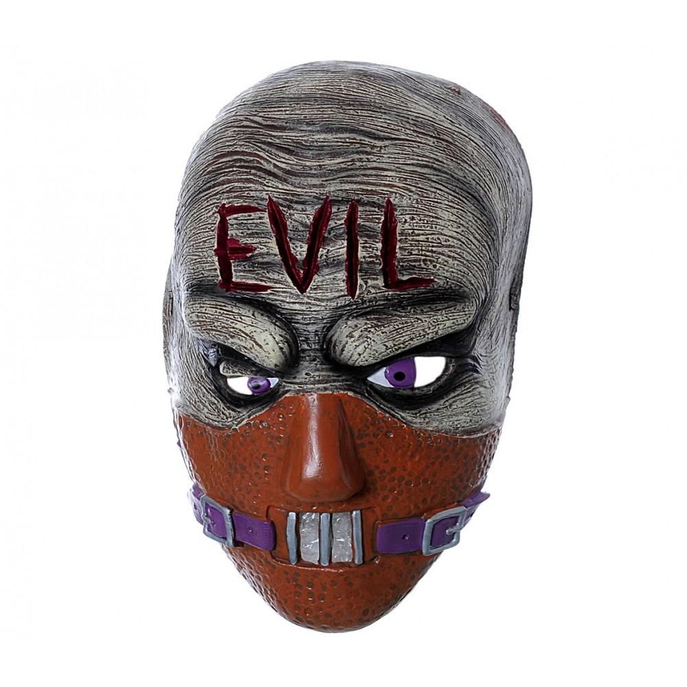 Maschera travestimento carnevale 441627 HANNIBAL misura unica