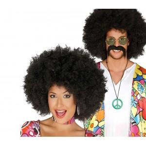Parrucca unisex 444265 AFRO ideale per CARNEVALE e feste a tema