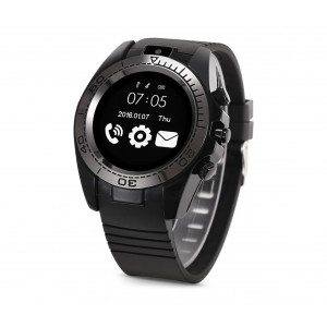 Smartwatch bluetooth 870092 con sim e microsd compatibile con android e ios