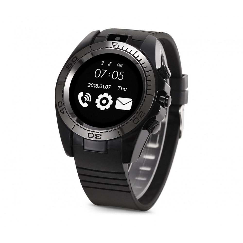 Smartwatch bluetooth 870092 con Sim Microsd Camera Pedometro BB1 Multifunzione