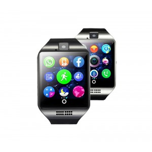 Smartwatch bluetooth MTK6261D fotocamera e altoparlante frontale touch screen