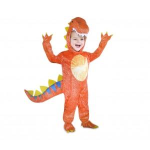 Costume carnevale per bambino DINOSAURO con guanti inclusi 749497